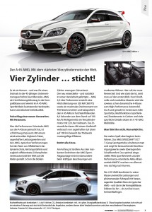 Sternkunde A45 AMG